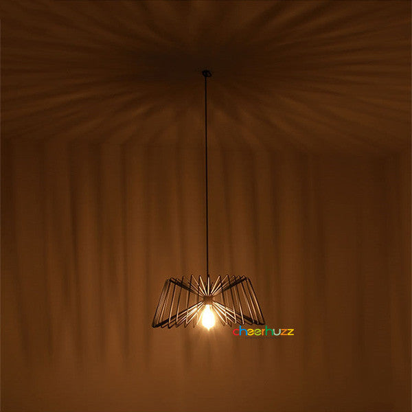 Retro Spider shadow Pendant Lamp PL349
