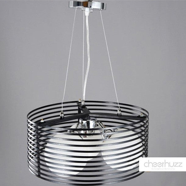 3 Glass Balls Pendant Lamp PL352