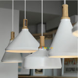 White glass Shade pendant Lights PL357 - Cheerhuzz
