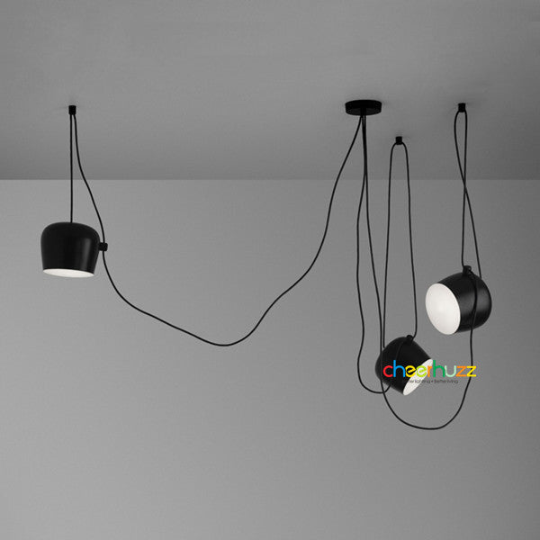 Aim Multi-Light Pendant for Flos Lighting PL364-3