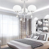 Crystal 3 Light Chandelier Ceiling Lamp PL439-3