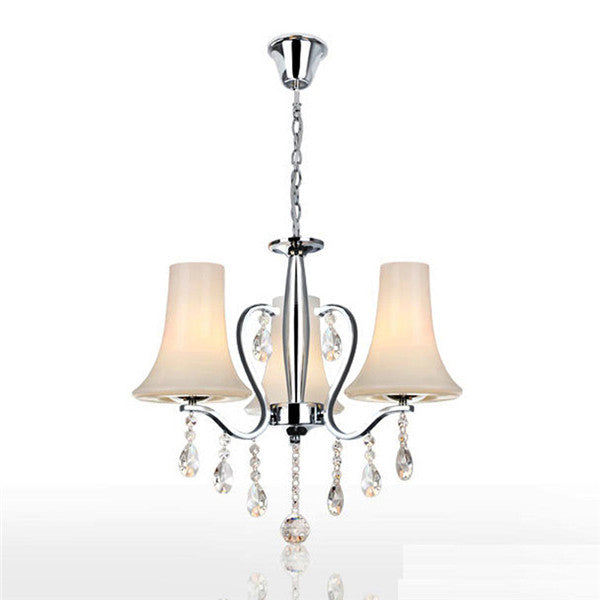 Crystal 3 Lights Pendant Lamp PL445 - Cheerhuzz