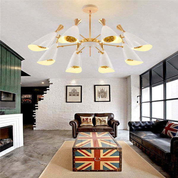 Modern Musical Horn Suspension Light PL463 - Cheerhuzz