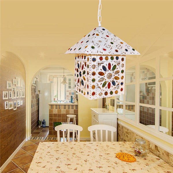 Bohemia Retro Metal Pendant Lamp PL466 - Cheerhuzz