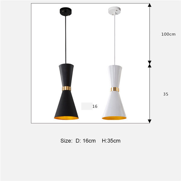 Industrial DIY LED Pendant Light PL491 - Cheerhuzz