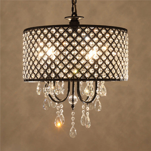Modern Crystal Pendant Light PL498 - Cheerhuzz