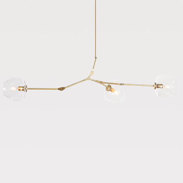 Lindsey Adelman 3 Lights Bubble Chandelier PL513-3 - Cheerhuzz