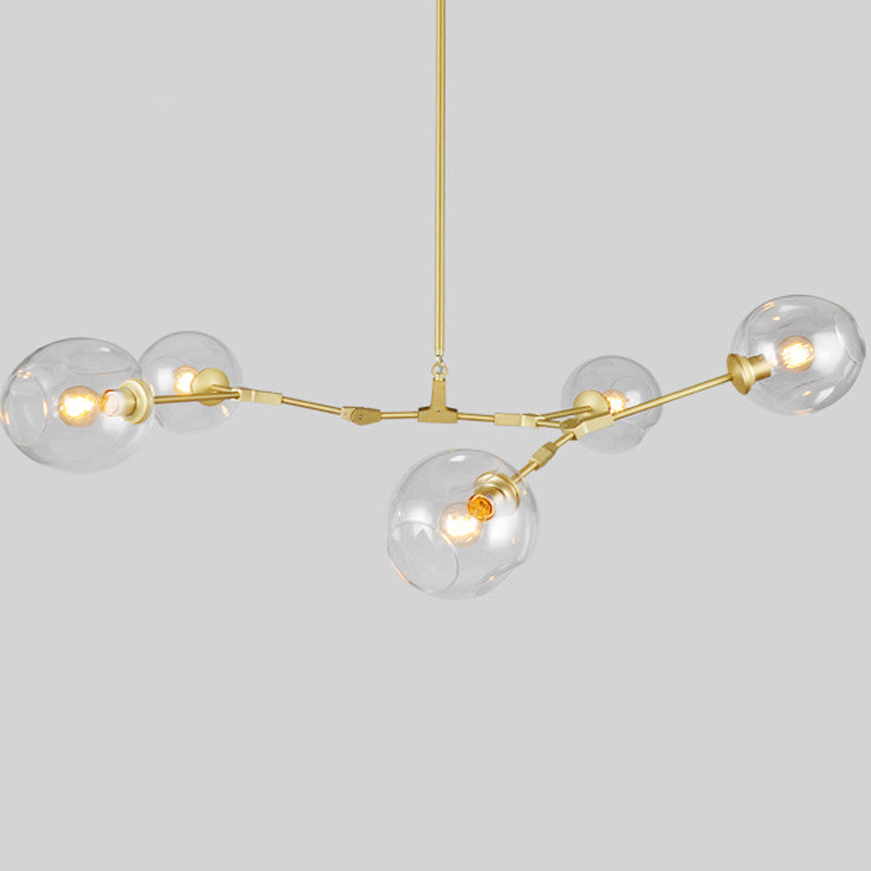 Lindsey Adelman 5 Lights Bubble Chandelier PL513-5