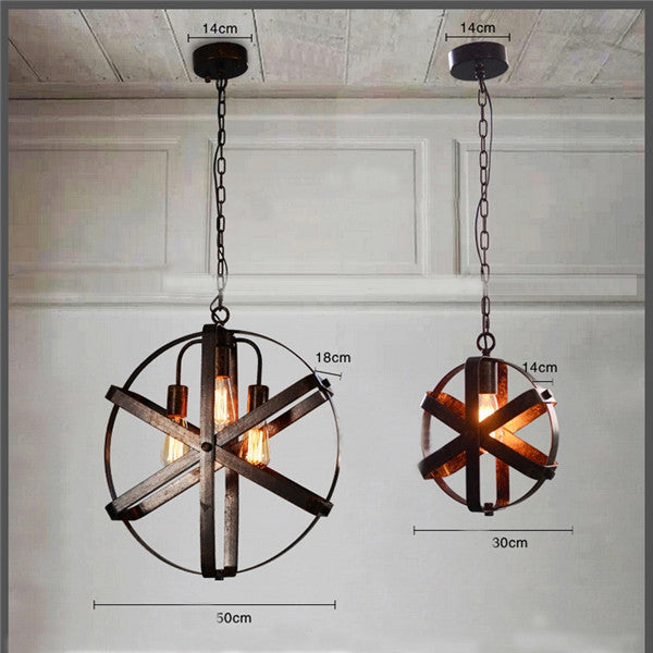 Reel Pendant By Ron Henderson for Varaluz PL535
