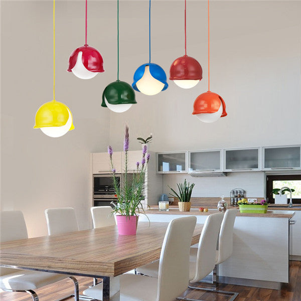 Creative Colorful Pendant Lamp PL539 - Cheerhuzz