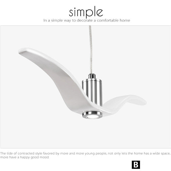 Simple Bird Ceiling Lamp Light PL542 - Cheerhuzz