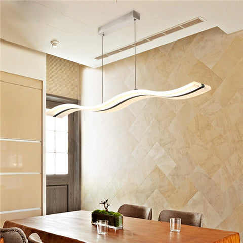 Modern Chrome Pendant Light PL545