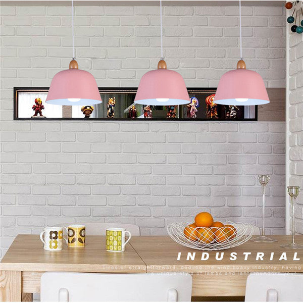 Nordic Aluminum Shade Pendant Lights PL577 - Cheerhuzz