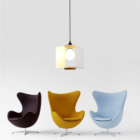Modern Wood Metal Pendant Light PL580