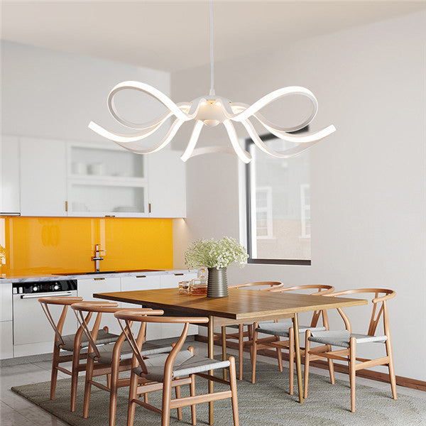 Modern LED Acrylic Chandeliers PL581