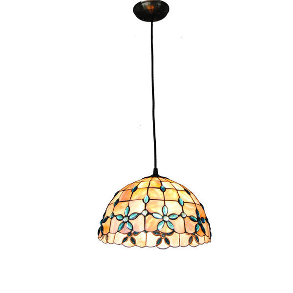 Tiffany Shell Pendant Lamp PL607