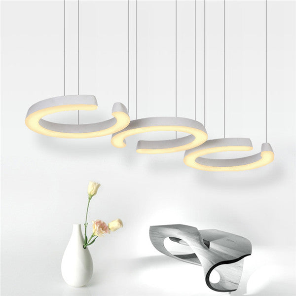 Modern Acrylic Hanging Lamps PL608