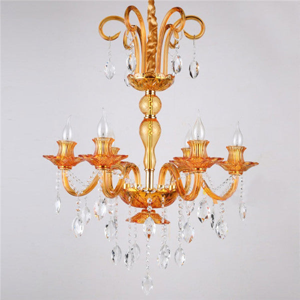 Modern Luxury Crystal Pendant Lamps PL611 - Cheerhuzz
