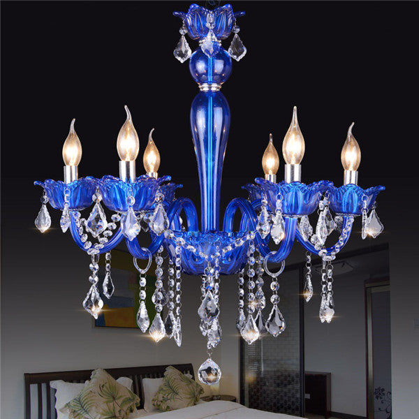 Modern Crystal Pendant Lights PL617 - Cheerhuzz