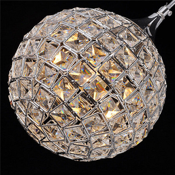 Modern Ball Crystal Pendant Lamp PL666 - Cheerhuzz