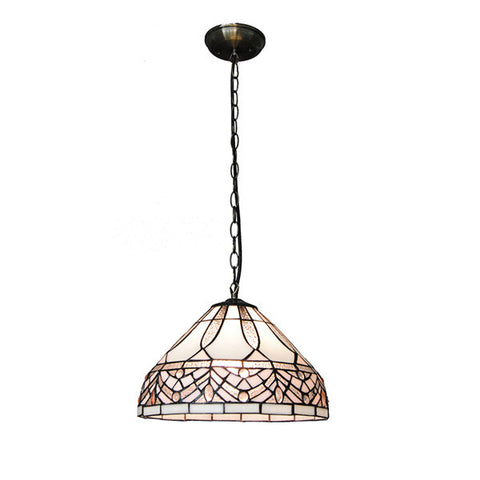1/3 Lights Glass Shade Pendant Light PL676