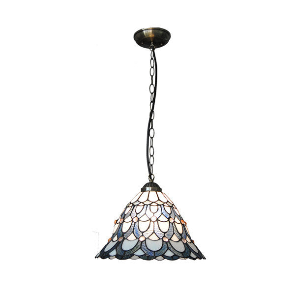 Baroque Stained Glass Suspension Lights PL725