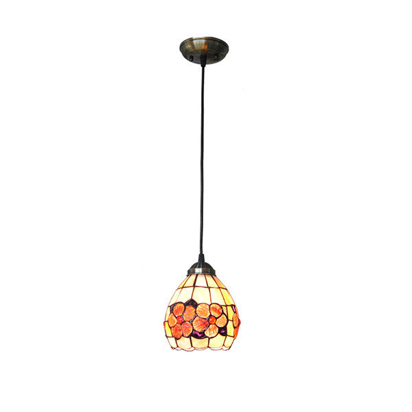 5 Inch Modern Flower Pendant Lights PL756