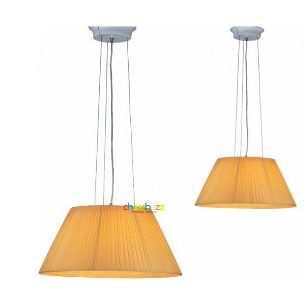 Romeo Soft S2 Pendant By Philippe Starck for Flos LightingPL385 - Cheerhuzz