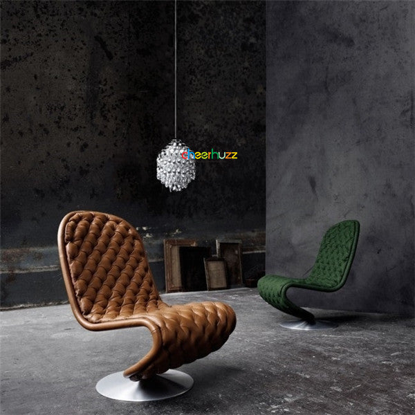 Spiral Mini Pendant By Verner Panton for Verpan PL397 - Cheerhuzz