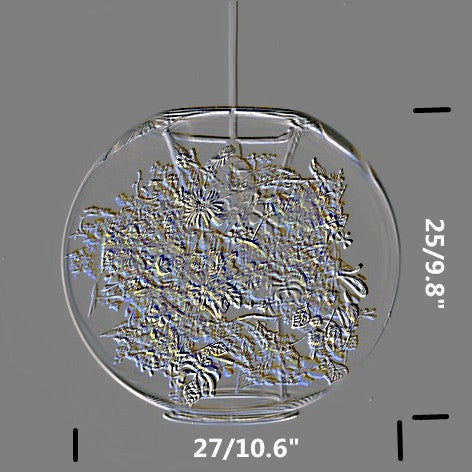 The Tangle Globe pendant PL89 - Cheerhuzz