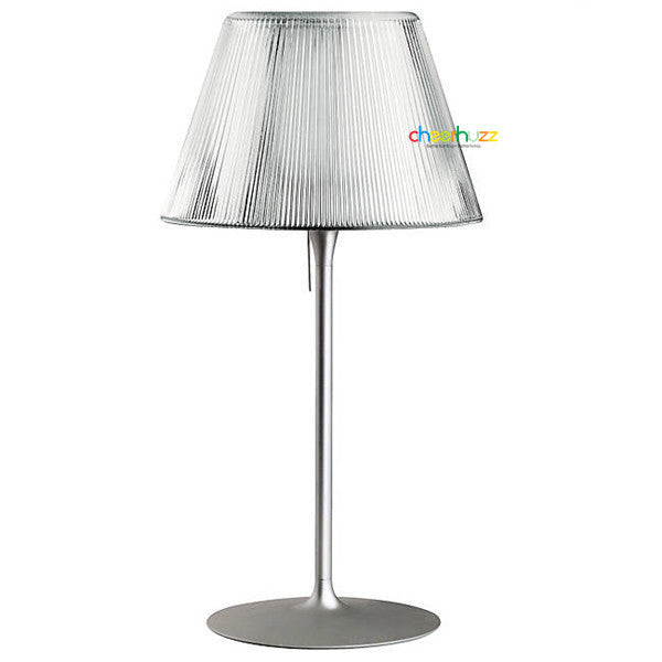 Romeo Moon T1 Table Lamp By Philippe Starck for FLOS TL108-S - Cheerhuzz