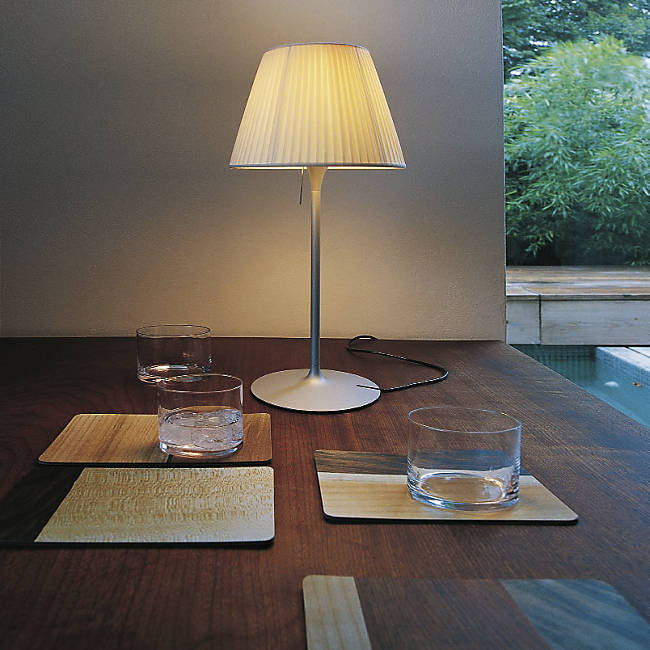 Romeo Soft T1 Table Lamp By Philippe Starck for FLOS TL109-S - Cheerhuzz