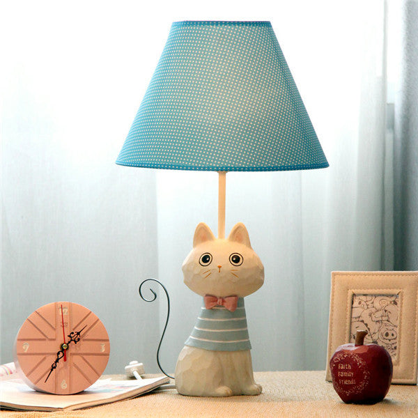 Cartoon Cute Cat Iron Tail Night Light TL139 - Cheerhuzz