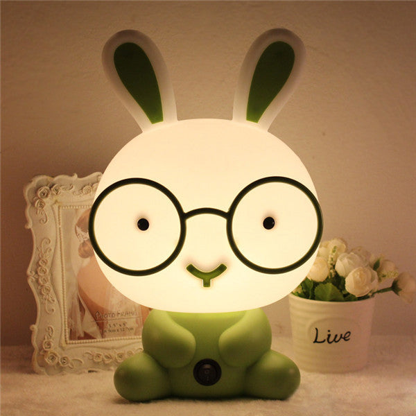 Cartoon Lovely Rabbit Table Lamp TL150 - Cheerhuzz