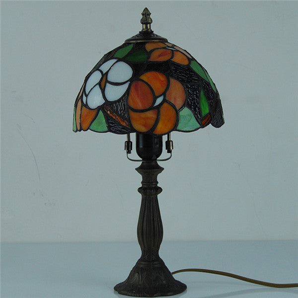 Baroque Tiffany Style Stained Glass Table Lamp TL168 - Cheerhuzz