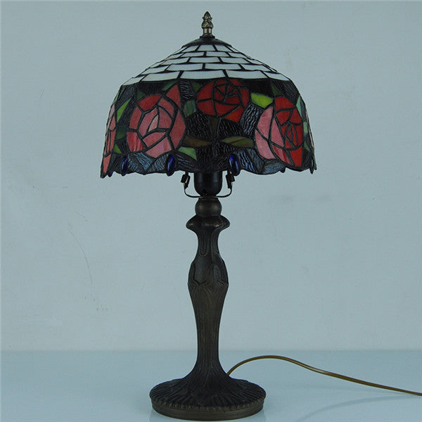 "12"" Small Tiffany Table Lamps TL178 - Cheerhuzz"