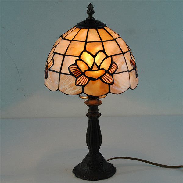 Modern Floral Pattern Desk Lamp TL188 - Cheerhuzz