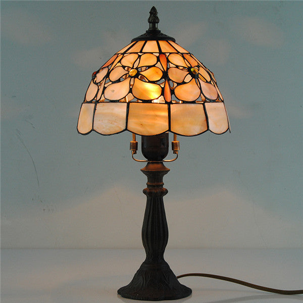European Tiffany Reading Table Lamp TL189