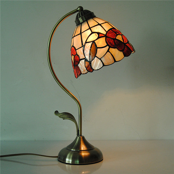 Classical Baroque Stained Glass Table Lamp TL200 - Cheerhuzz