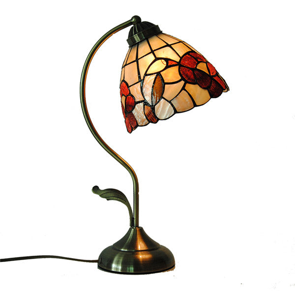 Classical Baroque Stained Glass Table Lamp TL200