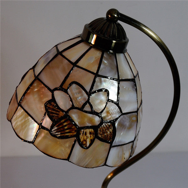"7"" Tiffany Mission Table Lamp TL201 - Cheerhuzz"