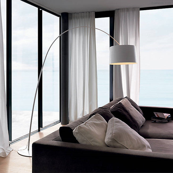 Twiggy Arc Floor Lamp for Foscarini FL17 - Cheerhuzz