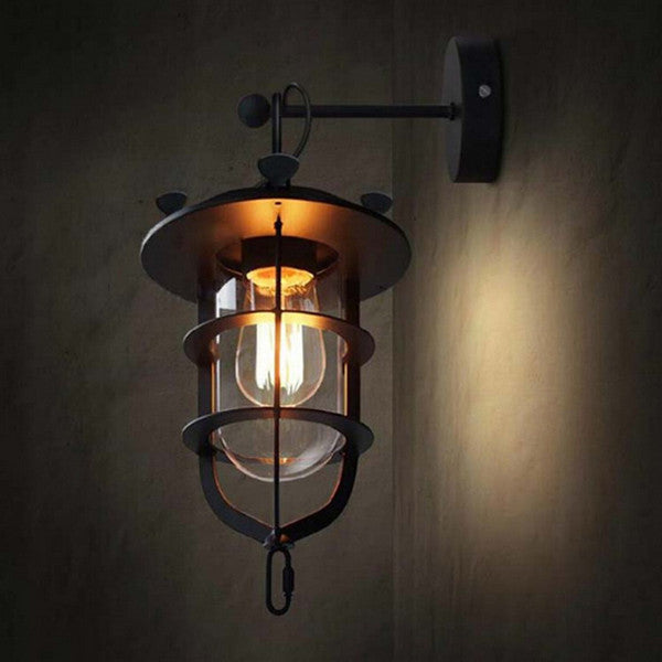 CHEERHUZZ Retro Wall Sconce WL166