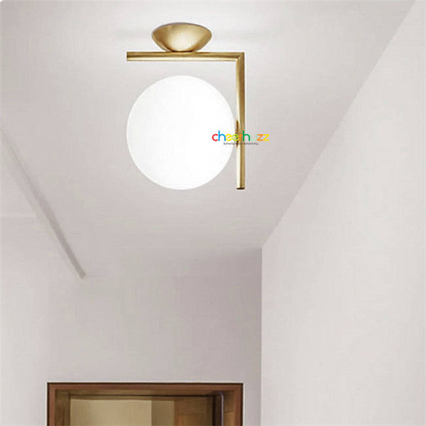 IC Wall/Ceiling Light By Michael Anastassiades for FLOS WL181