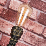 Antique Edison Bulb Iron Pipe Wall Lamp WL200