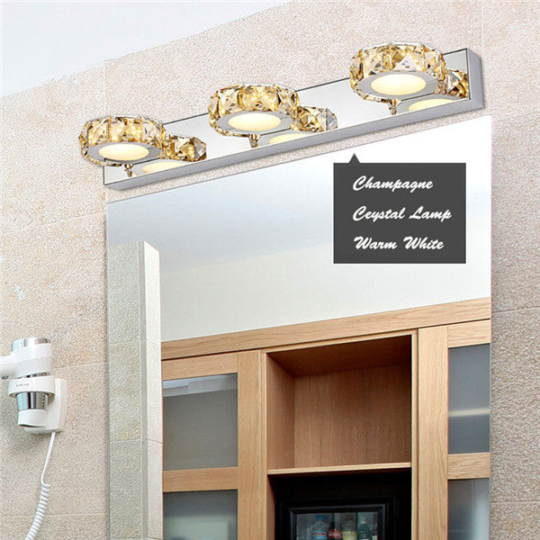 LED Crystal Wall Lamp WL223 - Cheerhuzz