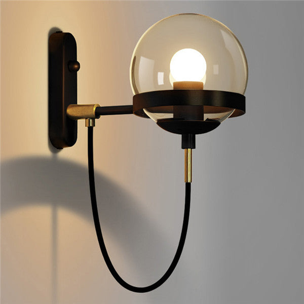Retro Loft Wall Sconces WL236