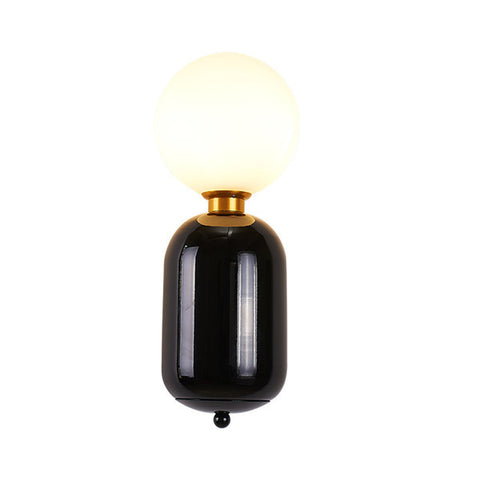 The Quarter Sphere Wall Sconce WL65