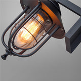 Industrial Outdoor Wall Lamp WL253