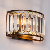 Crystal Bathroom Mirror Front Lamp Wall Sconce WL255